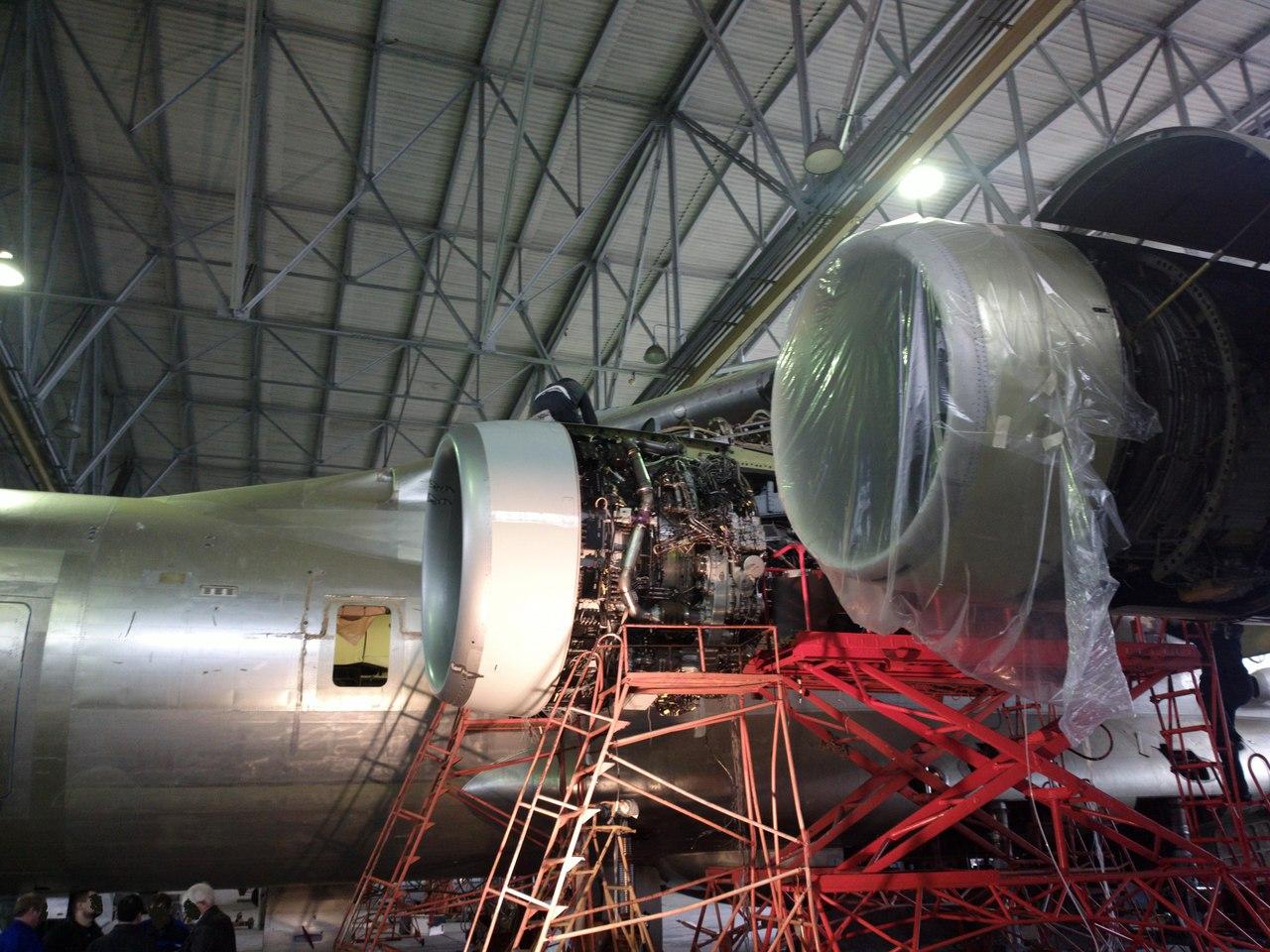 ПД-14 на Ил-76ЛЛ?